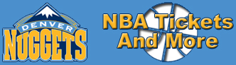 Denver Nuggets Tickets and More